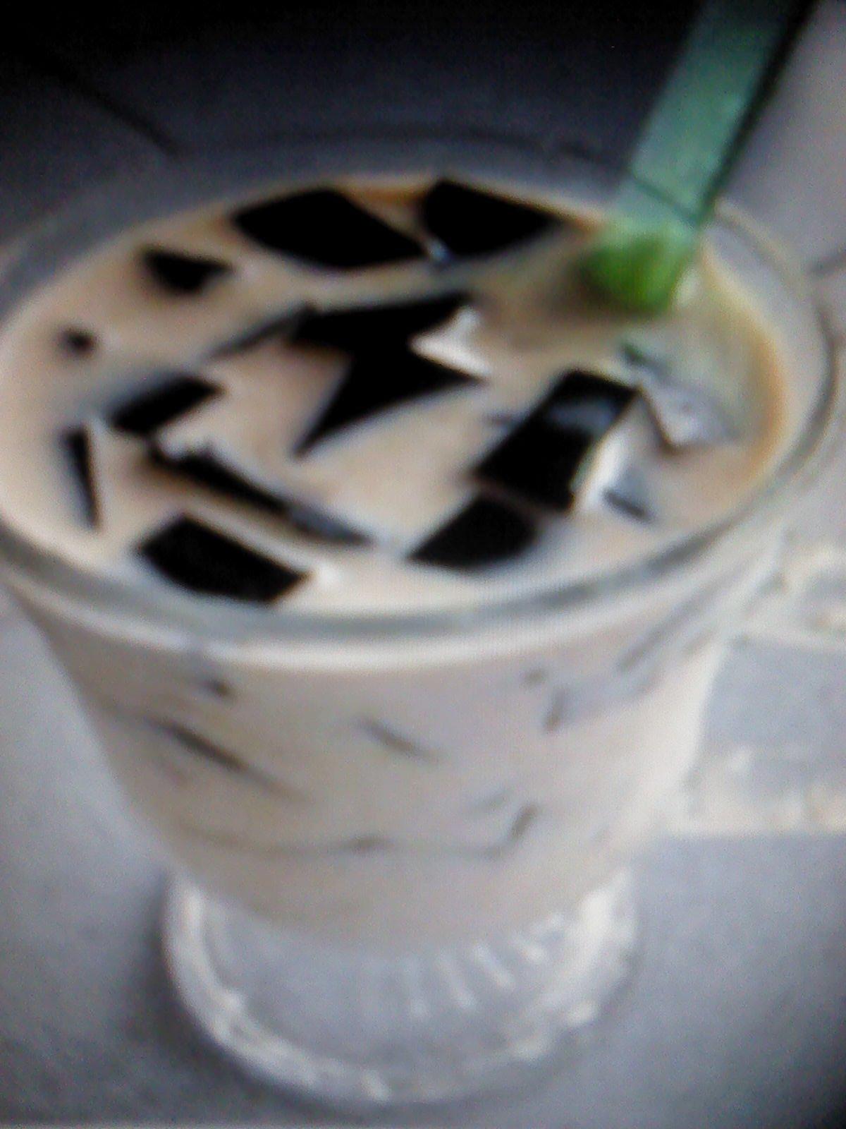 Petunjuk lengkap es cincau susu segar