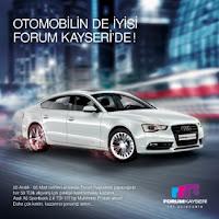 Forum-Kayseri-AVM-Çekiliş-Kampanyası-Forum-Kayseri-Audi-A5-Çekiliş-Kampanyası