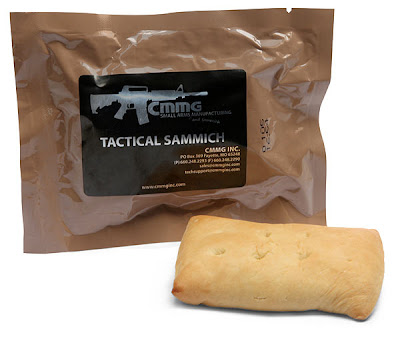 Tactical Sammich from CMMG