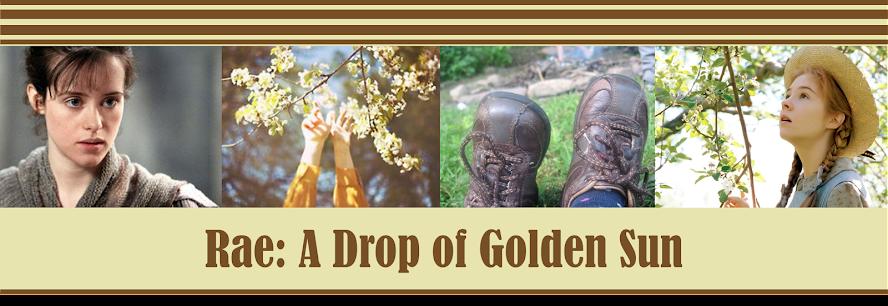 Rae: A Drop of Golden Sun