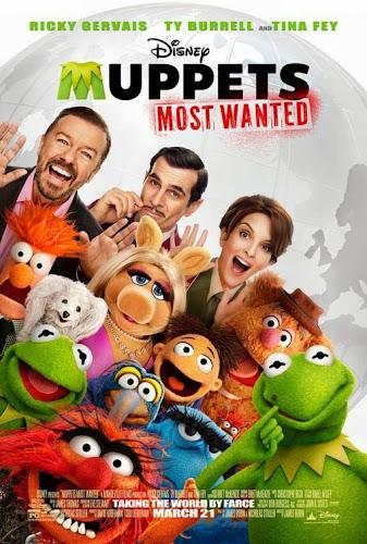 Muppets Most Wanted (BRRip HD Español Latino) (2014)