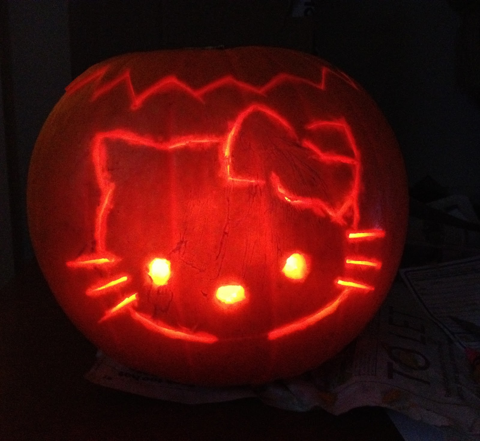 hello kitty carvings simple small house design rh avohaxeyao littlesurprise store  hello kitty pumpkin carvings