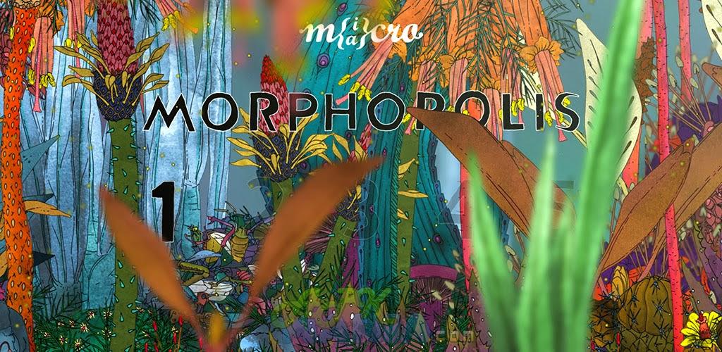 phote of Morphopolis game