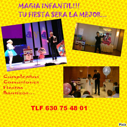 Animacion infantil en Murcia