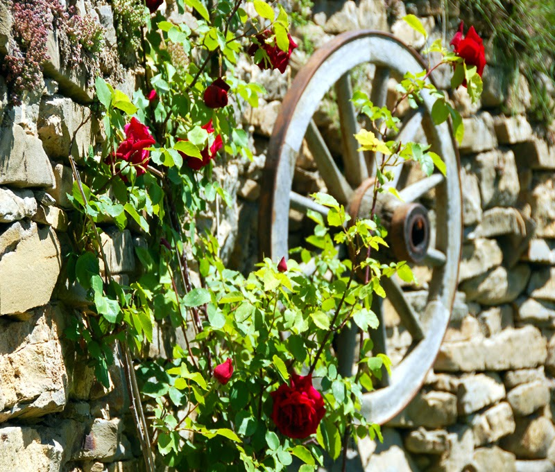 El arado del 13 art culos viejos y antig edades ideas para decorar for Juegos de jardin rusticos
