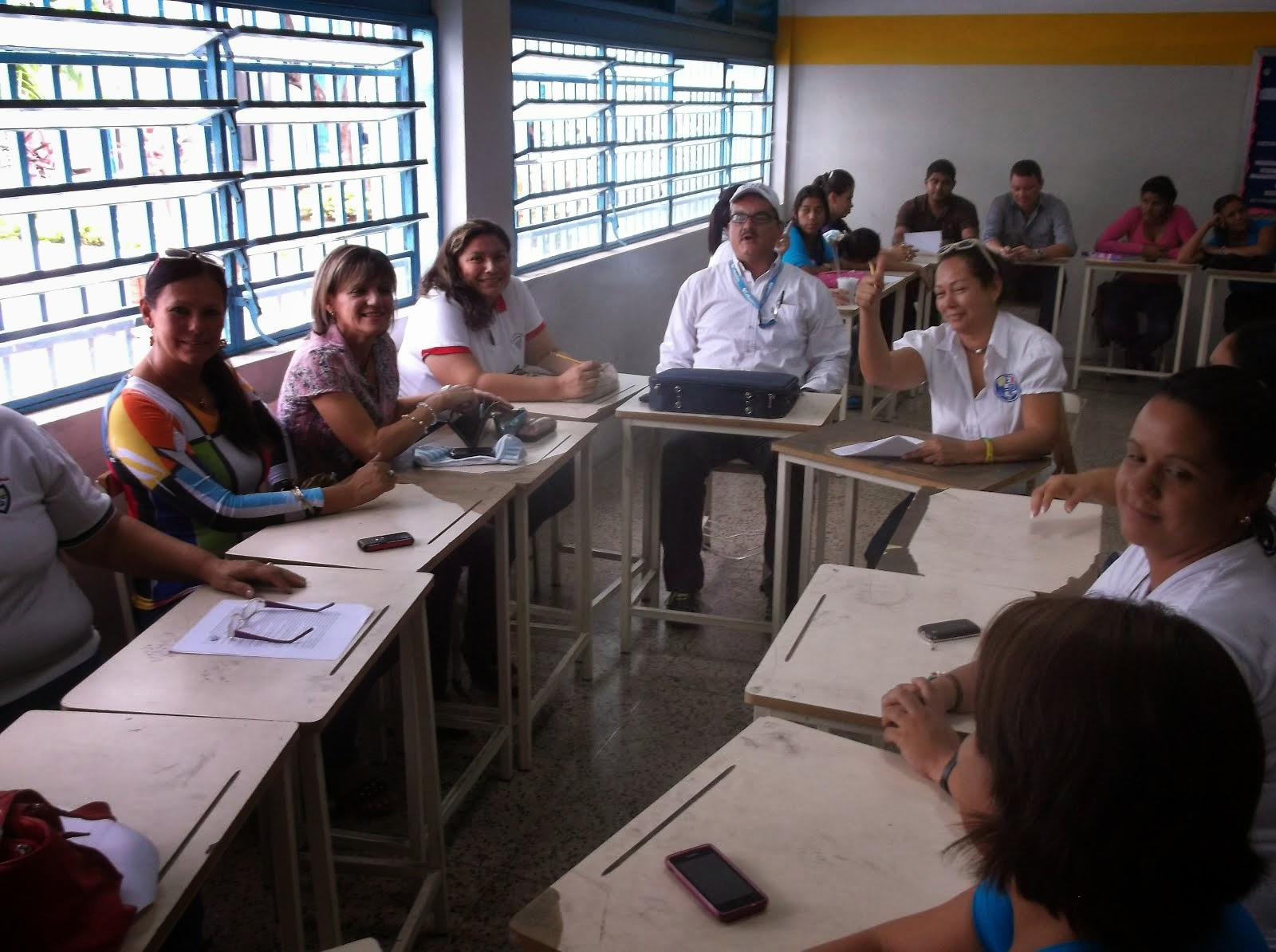 Jornada de Propuestas  Por la Calidad Educativa