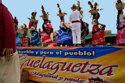 GUELAGUETZA POPULAR 2015