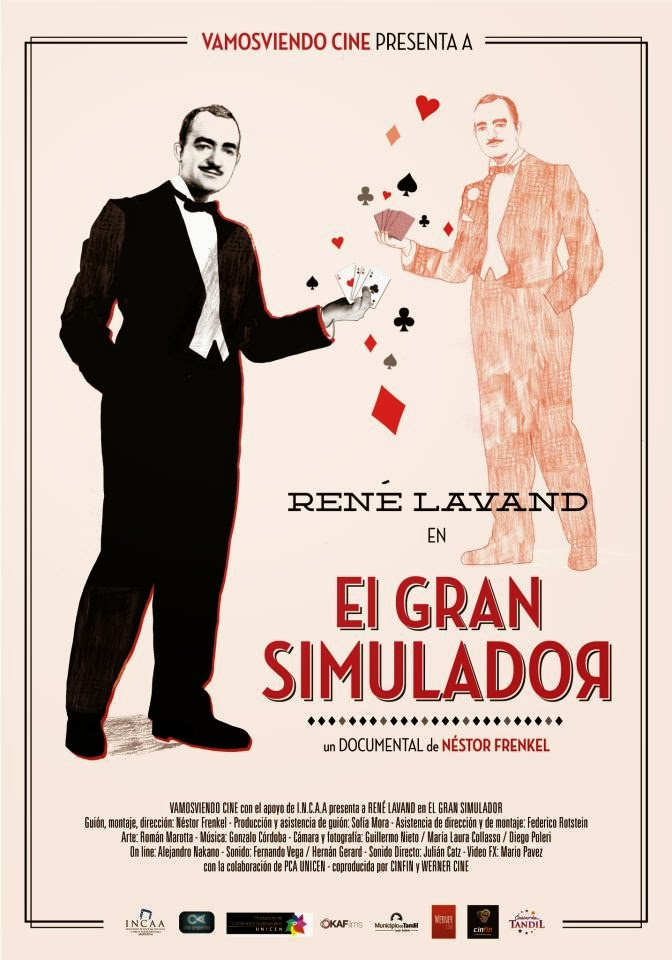 Ver El Gran Simulador (2013) Online