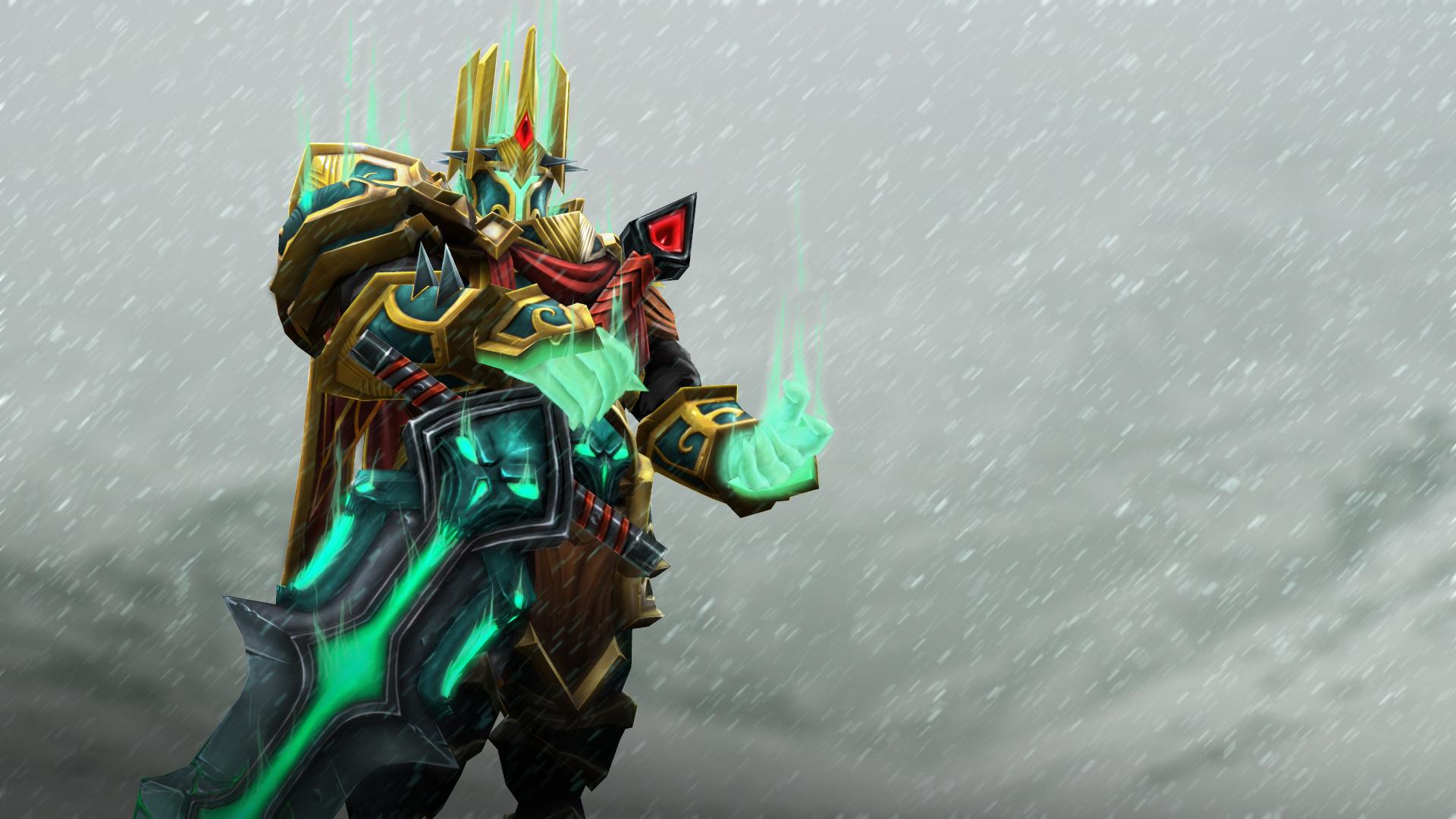 Dota 2 Wraith King Set Wallpaper HD