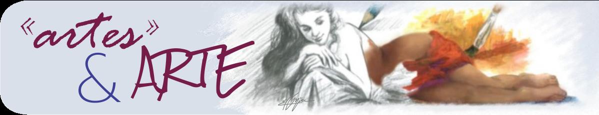 """""""artes"""" & ARTE + Assuntos Gerais"""