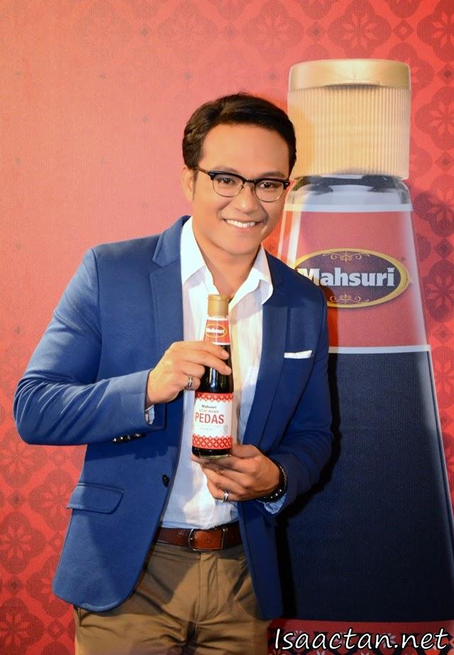 Shaheizy Sam, Mahsuri's brand ambassador