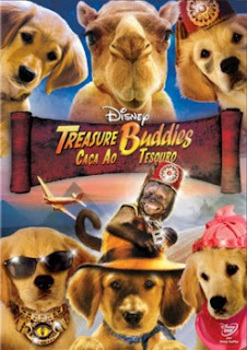 Download Baixar Filme Treasure Buddies: Caça ao Tesouro   Dublado