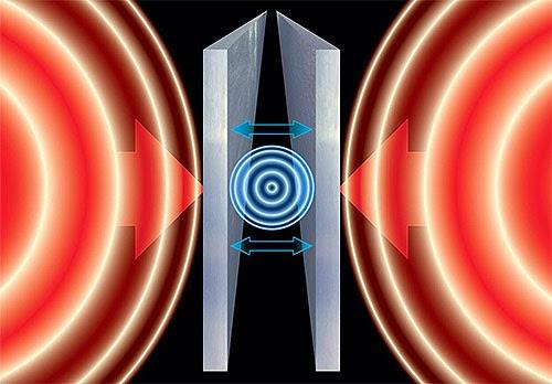 Atracción no gravitacional entre dos placas muy próximas por el Efecto Casimir