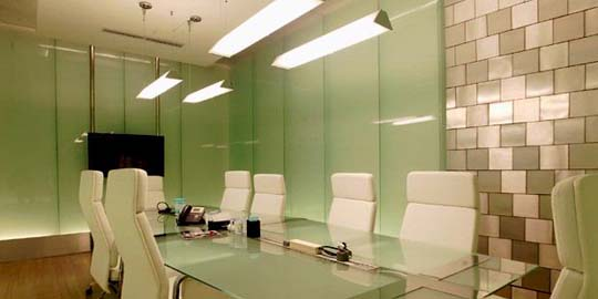 Modern office layout plan from kaskus home decorating cheap for Modern office design layout