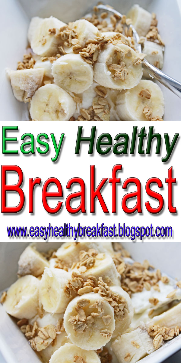 easy healthy breakfast