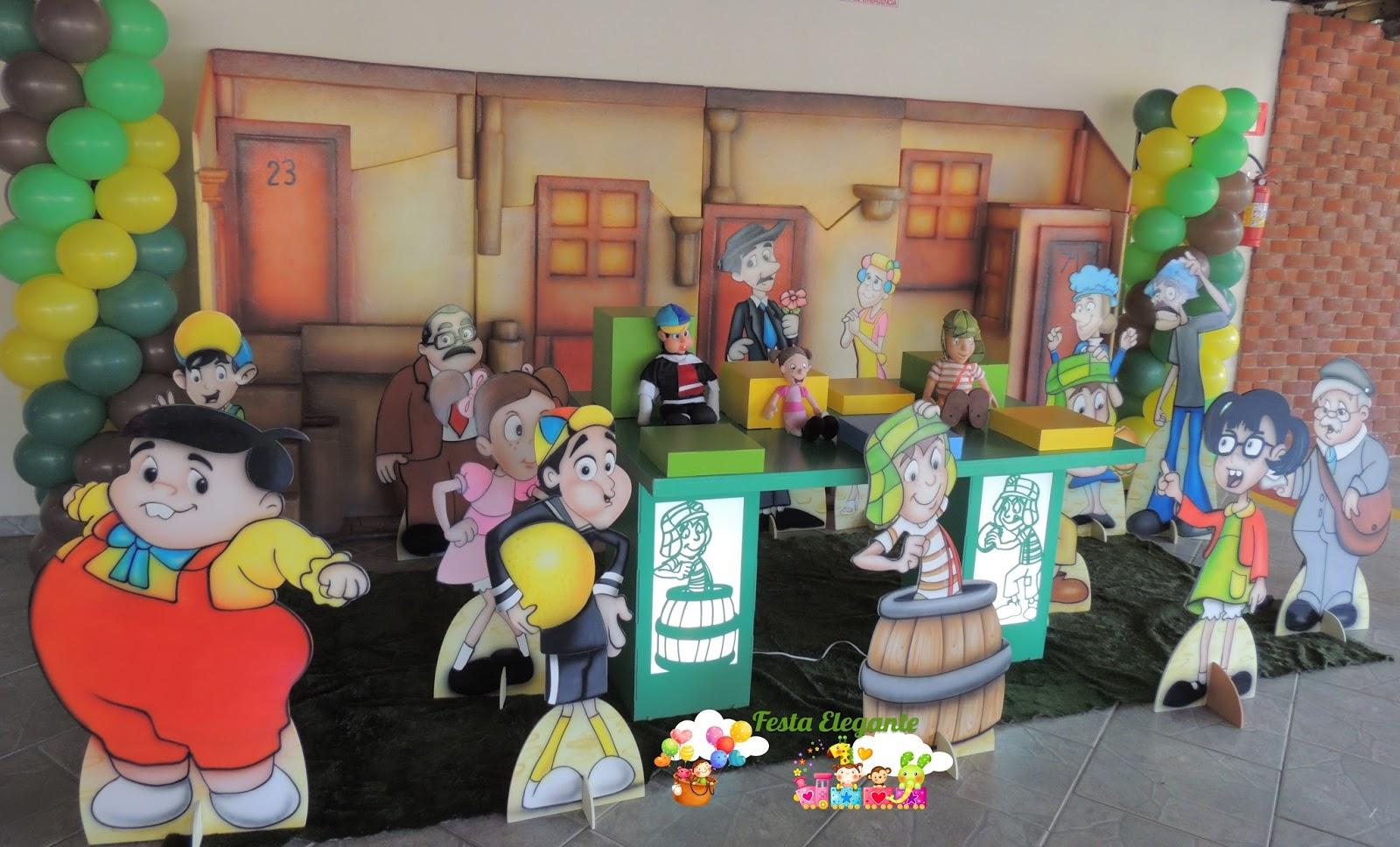 Postado por Festa Elegante Decoração para Festas Infantis