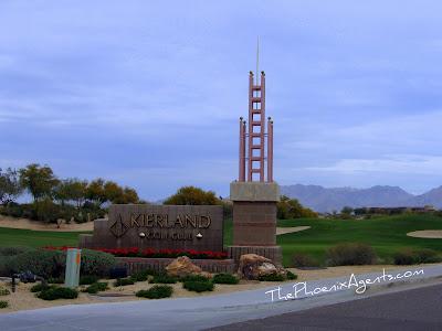 Kierland Golf Club in Scottsdale, AZ