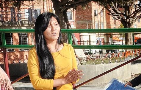Elecciones municipales El Alto 2015