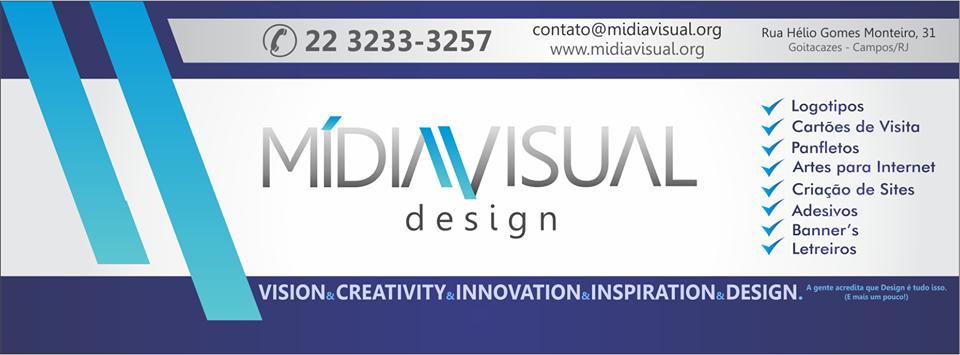midia visual