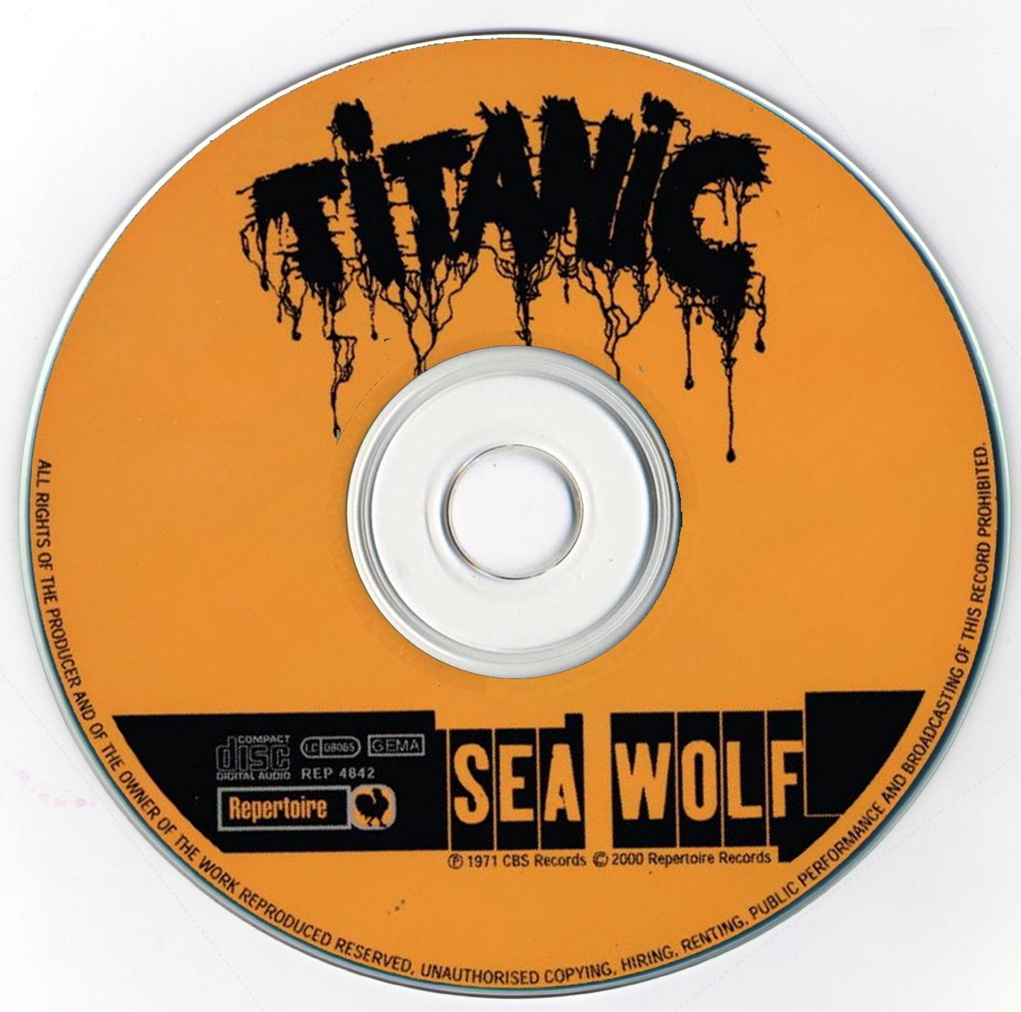 Titanic - Sing Fool Sing / Sultana