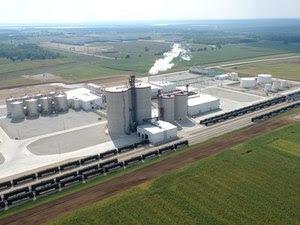 Illinois ethanol plant
