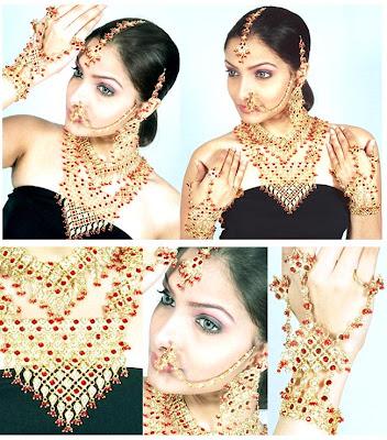 Bridal Jewellery Set Designs