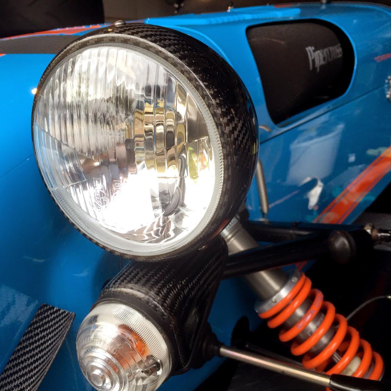 Caterham Singapore: 2018 Caterham Roadsport Racing Blog: My First 'Blat'tle Scar