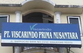 Lowongan Kerja PT Viscarindo Prima Nusantara Makassar