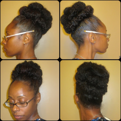Best Bun Practices For Length Retention Curlynikki Natural Hair Care