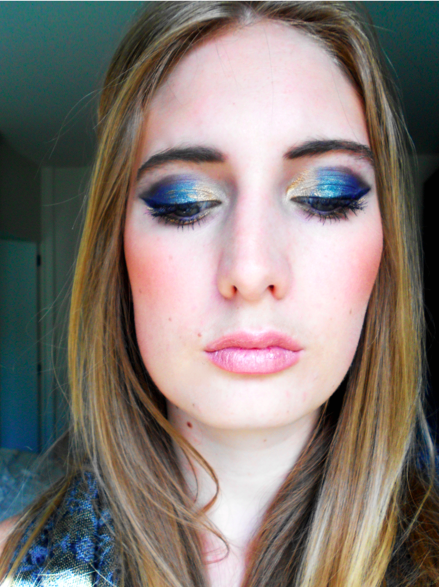 Polished Cats Karlien Peacock Fifth Facelook Demak'up