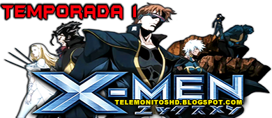 Marvel Anime: X-Men 2012 720p [Latino]