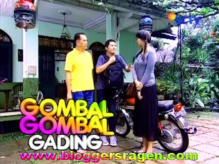 Gombal-Gombal Gading FTV