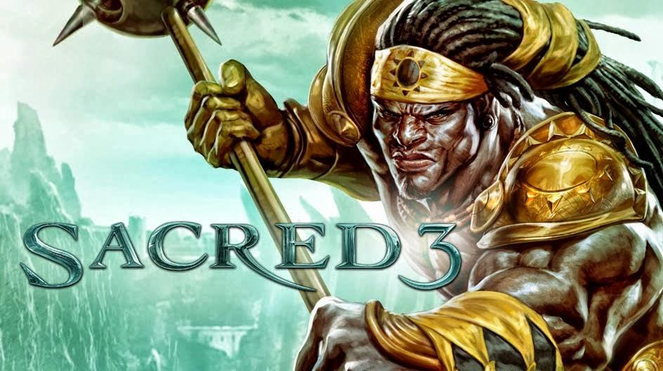 Spesifikasi PC Untuk Sacred 3 (Deep Silver)
