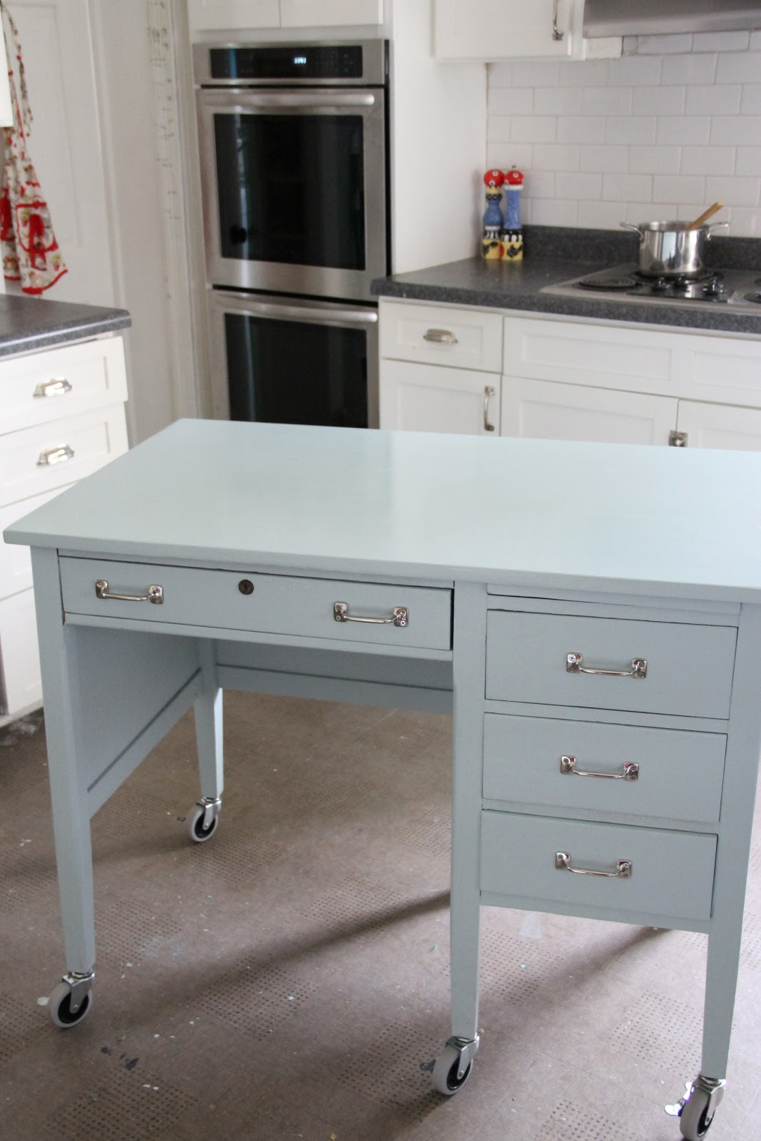 Monday Makeover Diy Kitchen Island My Old Country House