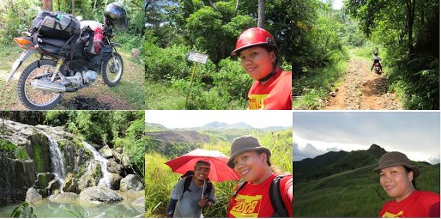 The Susong Dalaga Peak at Mt Batolusong, MT BATOLUSONG TANAY