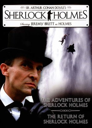 Poster Of The Adventures Of Sherlock Holmes 1984 Watch Online Free Download