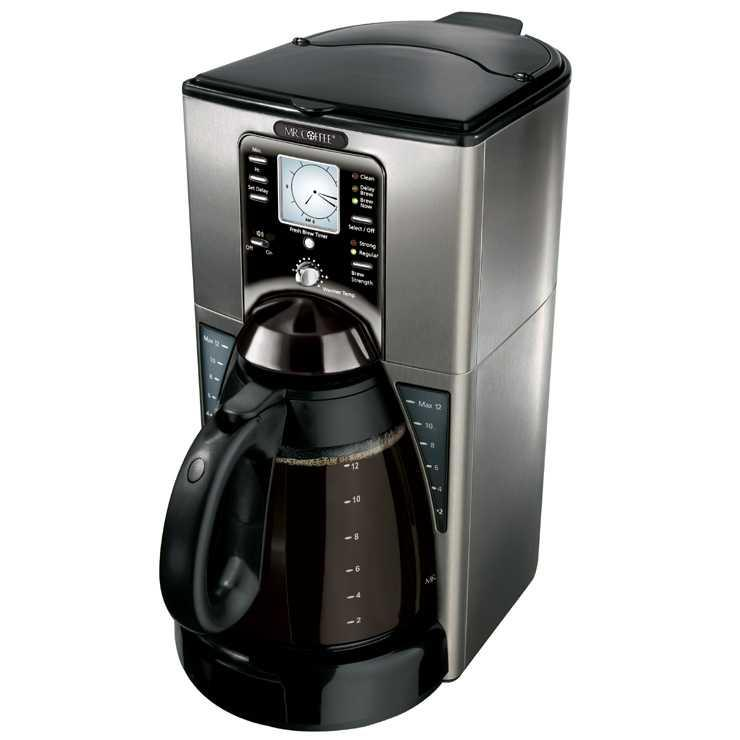 Oster Coffee Maker Stopped Working : Katie.J.Gibson: November 2011