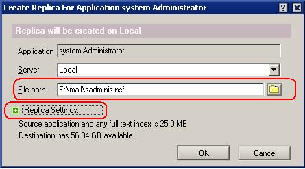how to setup local replication in lotus notes 8 5 x technical rh technicaltroubleshooting blogspot com Lotus Notes for Dummies Lotus Notes Icon