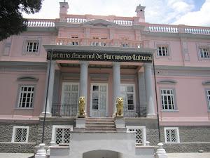 Instituto Nacional del Patrimonio Cultural