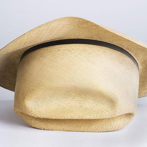 William Burroughs Panama Hat