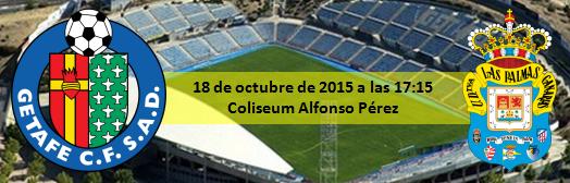 Previa Getafe CF - UD Las Palmas en Coliseum Alfonso Pérez