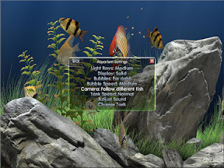 Download Screensaver Aquarium Gratis