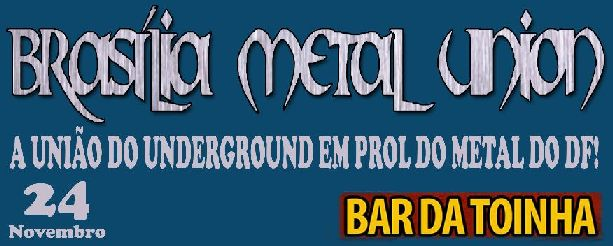 Brasília Metal Union