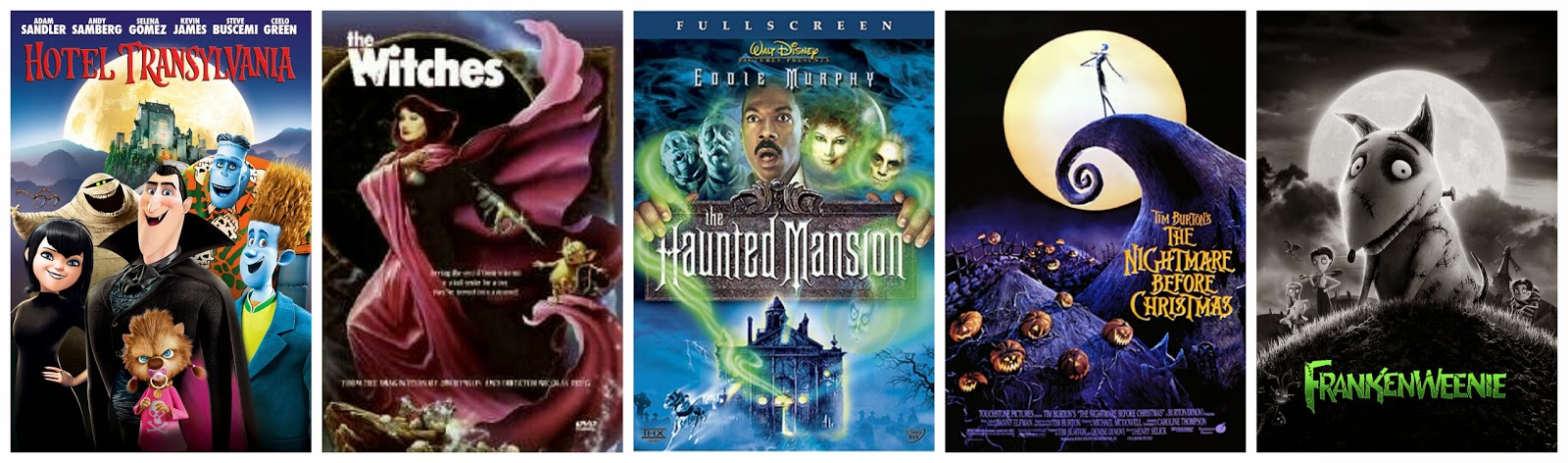 Mama OWL Blog: Top 10 family-friendly Halloween Movies