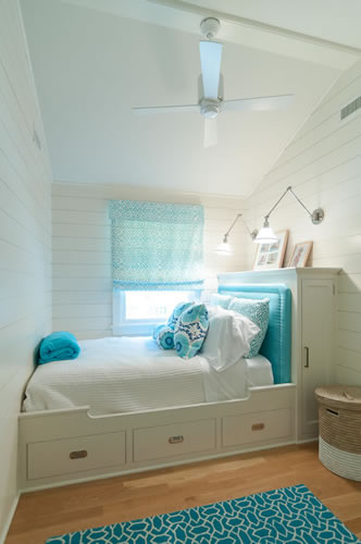 Beach House Decor Beds And Other Joinery For Small Spaces Desire Empire