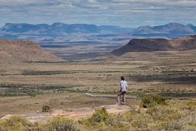 Park Narodowy Karru w RPA