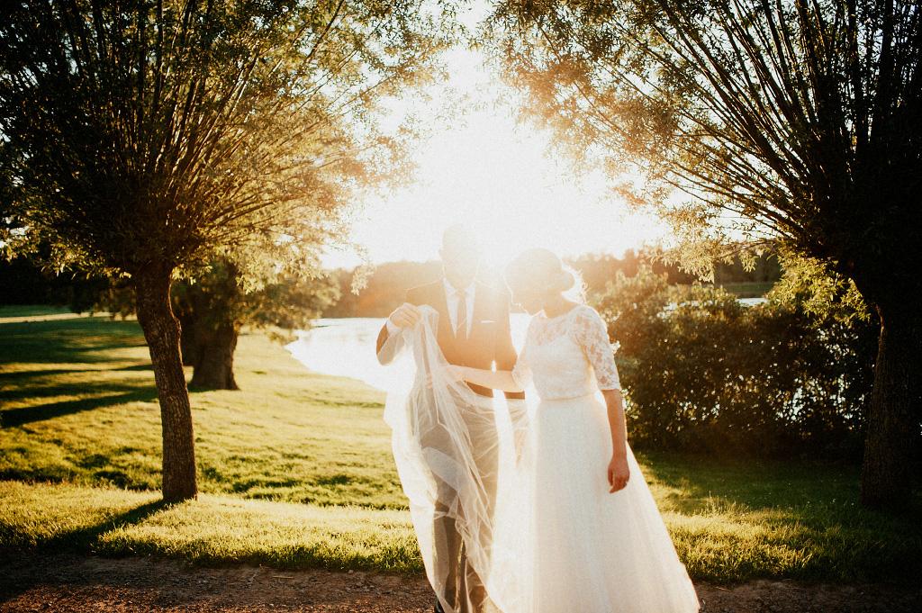 Bröllopsfotograf Halland