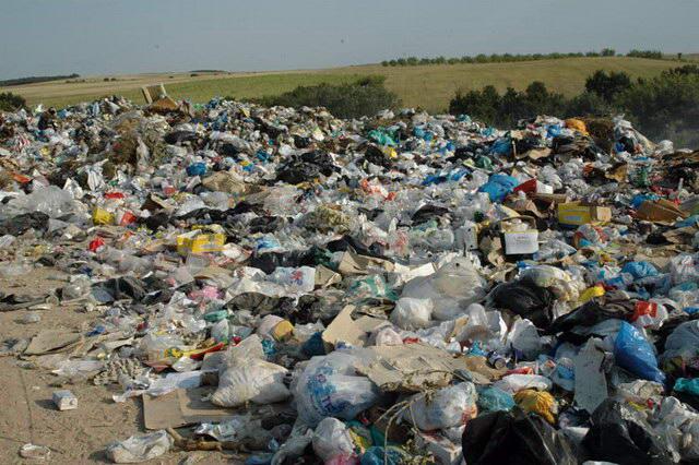Παράνομη χωματερή στο Δήμο Ορεστιάδας