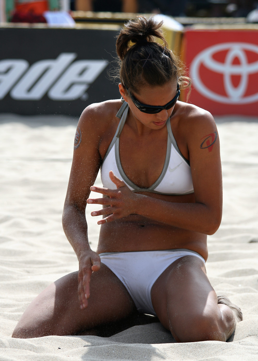 Best 25 Beach volleyball girls ideas on Pinterest Kerri