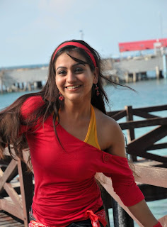 Tollywood Actress Aksha  and  Stills 04